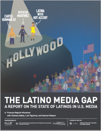 the latino media gap cover